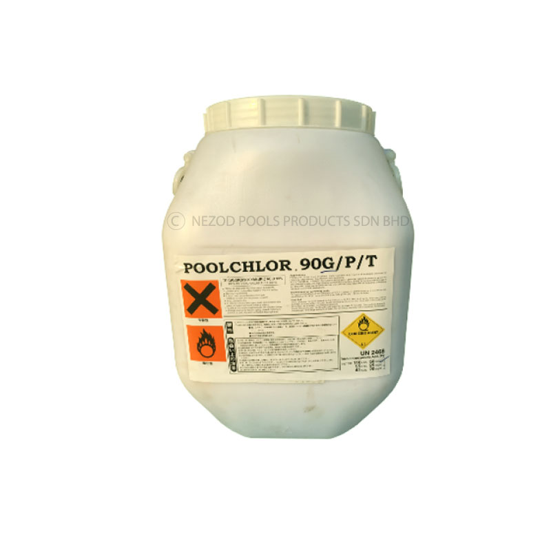 Pool Cleaning Chemicals