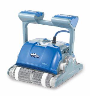 Robotic Pool Cleaner